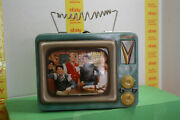 1999 Happy Days Vintage Collectible Tv Metal Lunchbox Tin Tote With Coa