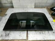 Roof Glass Front Without Illuminated 16-19 Bmw 740i Local Pick Up