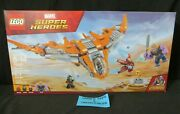 Lego 76107 Marvel Super Heroes Thanos Ultimate Battle Infinity War 267 Pieces