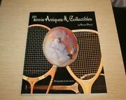 Tennis Antiques And Collectibles By Jeanne Cherry 1995, Trade Paperback