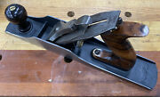 Stanley Bedrock 605 Corrugated Plane - Restored And Tuned. Sw Iron.