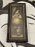 Disney Nightmare Before Christmas Haunted Mansion Stretching Portrait Oogie New