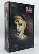 Sideshow Collectables Texas Chainsaw Massacre 12 Leatherface Figure Sealed