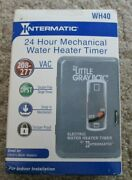 Intermatic The Little Gray Box Wh40 Mechanical Electric Water Heater Timer New