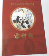 Lucky Money Panda 2 Dollar Federal Reserve Note2003 A Serial 2003 H 8888
