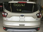 Trunk/hatch/tailgate Privacy Tint Glass Fits 17-18 Escape Gold 2771478