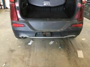 Rear Bumper Trailer Hitch With Park Assist Fits 14-17 Cherokee 2730889