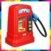 Gas Pump Pretend Play With Fun Sounds For Kids Toddlers Cozy Pumper Little Tikes