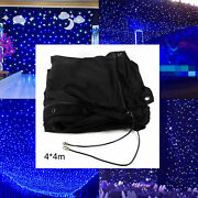 30w White And Blue Led Star Backdrop W/ Lighting Effects Stage Star Decor Durable