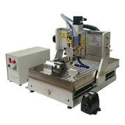 Cnc 3040 Wood Router 4 Axis Metal Engraving Carving Milling Machine Limit Switch