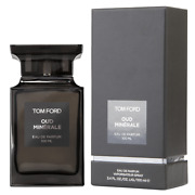 Tom Ford Private Blend Oud Minerale 100ml / 1.7oz Bnib Discontinued Sealed