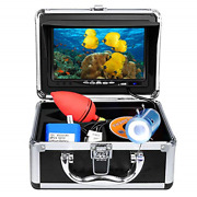 Anysun Underwater Fish Finder - Professional Fishing Video Camera With 7 Tft Hd