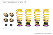 Kw Height Adjust Spring For Porsche 911 Type 991.2 Turbo/turbo S W/oe Lift Sys