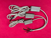 3x Mit Terminator 2 Speaker Cables 12ft High End Audiophile Grade 3 Cables