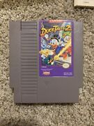 Disneyand039s Ducktales 2 Nintendo Entertainment System 1993 With Manual