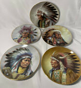 Gregory Perillo Plates Council Of Nations - Council Of Nations 5 Plates