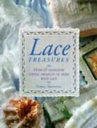 Lace Treasures Over Heirloom Sewing P Barnston Ginny