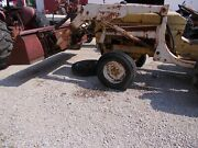 Hydraulic Dump Material Bucket Loader For Ih 2544 2504 Utility Tractor