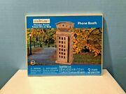 Creatology Phone Booth Wooden Puzzle