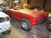 1957 Corvette Reproduction Replacement Body Project Ready To Deliver No Waiting