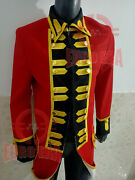 Napoleonic Era Revolutionary War British Military Officer Frock Coat In All Size