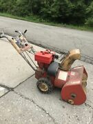 Sears Craftsman Eager-1 Dual Stage Snow Blower 7hp 24 Cut