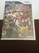 Super Smash Bros. Brawl Wii Video Game New Factory Sealed Made In Japan