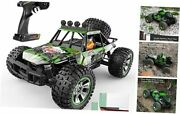 Rc Cars, Remote Control Trucks 110 Scale 4wd 45km/h Fast High-speed Off-road