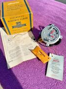 1953 Olds 88 Super Deluxe 98 Nos Accessory Dash Electric Clock 983064 Rare