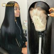 360 13x4/13x6 Human Hair Lace Front Wig In Various Inches And Density