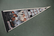 Frank Thomas Pennant Wincraft 154 American League Mvp Back To Back Pennant