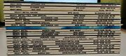 Heavy Metal Adult Fantasy Illustrated Magazines - Lot Of 22 - 1982 To 2001