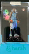 2003-04 Topps Pristine Carmelo Anthony Rookie Refractor 109 104/149 🔥🔥🔥