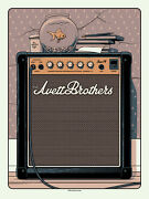 Avett Brothers Poster 6/14/2015 Simsbury Ct Signed And Numbered /200
