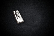2 Oz Solid Silver Han Solo Hand Poured Bar