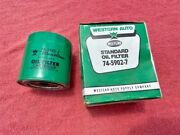 1962 - 1968 Renault Caravelle R1131 R-1131 R8 S Nors Western Auto Oil Filter