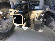 2005-2008 2 Atv Receiver Hitch Yamaha Grizzly 660 The Strongest On The Market
