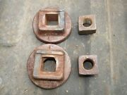 One Kk2336b John Deere Disc Gang Nut And Washer Kb And Rw Series Disk