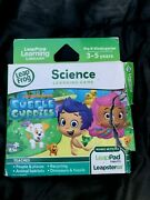 New Box Is Damaged Leapfrog Explorer Bubble Guppies Game Leap Pad 23 Xdi Ultra
