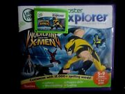 Leapfrog Leapster Explorer Wolverine And The X-men Leap Pad 23gsxdi Ultra 1
