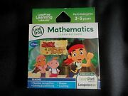 New Leapfrog Leapster Explorer Jack And Pirates Leap Pad 23gs Xdi Ultra