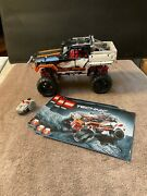 Lego 9398 Technic 4 X 4 Crawler 100 Complete With Manuals and Power Functions