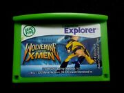 Leapfrog Leapster Explorer Wolverine And The X-men Leap Pad 23gsxdi Ultra