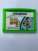 Leapfrog Leapster Explorer Toy Story 3 Game Leap Pad 23gs Xdi Ultra 1112