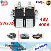 Reversing Contactor Heavy Duty Sw202 48v 400a For Golf Cart Parts Good Quality
