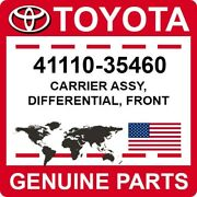41110-35460 Toyota Oem Genuine Carrier Assy Differential Front