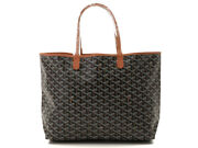 Goyard Tote Bag Black Brown From Japan Authentic Shippingfree Collection