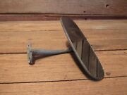 Vintage Chevy Ford Chrysler Classic Hot Rod Rat Rod Rear View Car Mirror Part