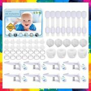 Baby Proofing Kit Child Safety Corner Guards Cabinet Locks Cover Stock Your Home