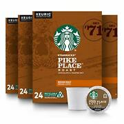 Starbucks Pike Place Roast K Cups 96-count